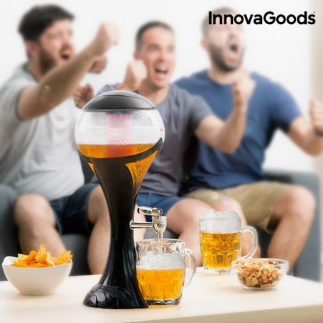 Dispenser di Birra con LED World Cup InnovaGoods