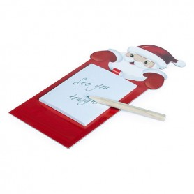 Block Notes Magnetico (40 Hojas) Babbo natale 144810